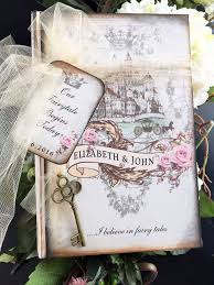 Shabby Chic Wedding Guest Book by 136 Best Wedding Invitations Images On Pinterest Invitations