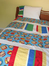 Patterns For Duvet Covers Handmade Mommy Quilted Duvet Cover With How To