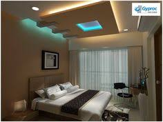 Glowing Ceiling Designs With Hidden LED Lighting Fixtures - Bedroom ceiling ideas
