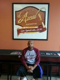 Barnes Barber Shop Azeal Barbershop