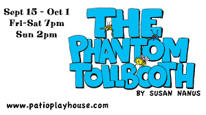 Phantom Tollbooth Map The Phantom Tollbooth At Patio Playhouse Visit Escondido