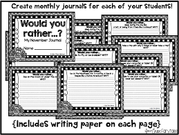 printable journal writing paper first grade fairytales journal writing for critical thinking a http www teacherspayteachers com product would you