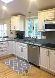 colors for kitchen walls with maple cabinets e design 3 painted oak maple kitchen cabinet projects