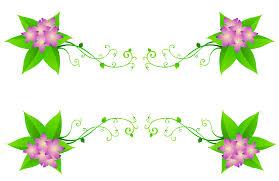 100 spring flower clip art image free download