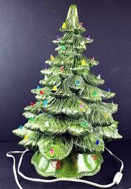 vintage ceramic christmas tree vintage ceramic light up christmas tree for sale christmas 2017 decor