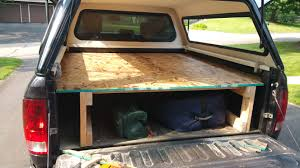 homemade pickup truck pickup truck camping platform u2013 jhydro power blog
