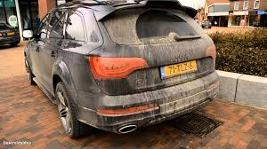 audi q7 v12 tdi for sale 2012 audi q7 v12 tdi s line abt overview and start up hd