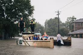 dramatic rescues unfold all across waterlogged houston the new