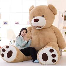 big valentines day teddy bears online cheap ems dhl 340cm 134inch teddy bears big