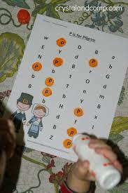 printable thanksgiving bingo preschool letter worksheets thanksgiving preschool worksheet