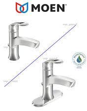 Moen Icon Bathroom Faucet by Moen Bathroom Sink Faucet Ebay