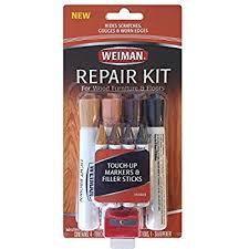 vanitek total furniture repair system 12pc scratch restore