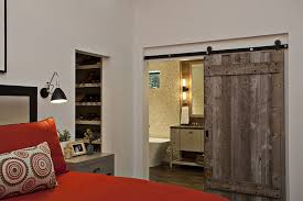 Closet Doors Barn Style 25 Bedrooms That Showcase The Of Sliding Barn Doors