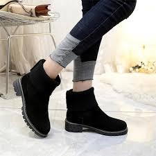 womens ankle boots low heel australia aliexpress com buy womens boots low heel ankle boots autumn