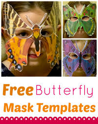 free butterfly mask templates life over cs