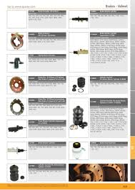 tractor parts volume 1 brakes page 1123 sparex parts lists