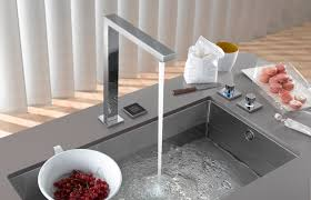dornbracht brings smart water into the kitchen and bathroom