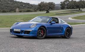 porsche targa 2018 porsche 911 targa 4 gts officially launches at ascari photos 1