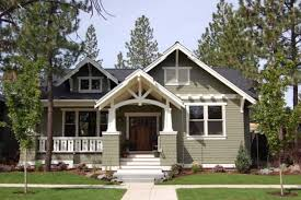 Traditional Craftsman Homes | plan 434 17 craftsman home traditional exterior san