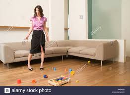 messy family living room stock photo royalty free image 23906894