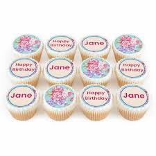 personalised cupcakes fresh personalised cupcakes for every occasion bakerdays