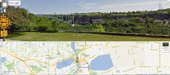 Niagara Falls Canada Map by Visiting A Border City Watch Out Your Phone Might U201ccross The