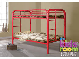 Bunk Bed Bob Discovery Furniture Youth Bedroom Easton Metal Bunkbed