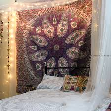Tapestry On Bedroom Wall Blog 50 Popular Wall Tapestry Designs To Decorate Your Room