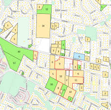 Portland State University Map by Residential Buildable Land Inventory City Of West Linn Oregon