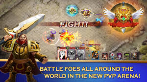 clash of 2 mod apk clash of 2 heroes war for android apk