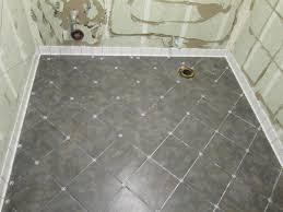 Regrouting Floor Tiles Tips by Bathroom Floor Tile No Grout Bathroom Trends 2017 2018
