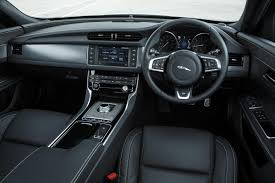 jaguar jeep inside jaguar xf by car magazine