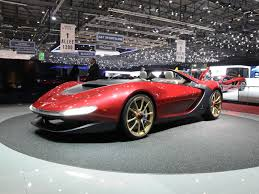 ferrari pininfarina sergio interior 2013 geneva motor show sergio pininfarina concept car european
