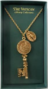 vatican library collection vatican key vatican library collection necklace