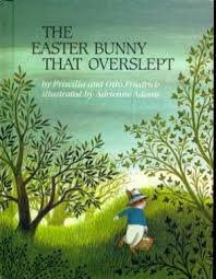 easter bunny book 9780060296452 the easter bunny that overslept abebooks