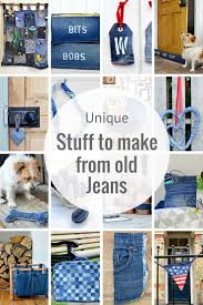 home decorating sewing projects best 25 old jeans ideas only on pinterest denim ideas jean