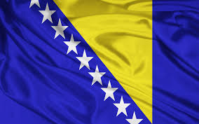 Flag Za Bosnia And Herzegovina Flag Wallpapers Bosnia And Herzegovina