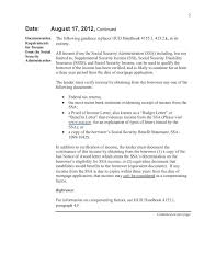 social security award letter copy cover letter example cover