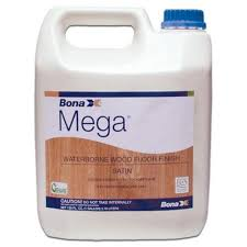 bona waterborne finishes sealers bona mega waterborne hardwood