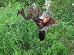 Reflective Deer Blind Hunting Product Must Haves