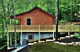 fancy gap hideaway creekside mountain cabin rentals visit galax va