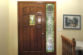 Stained Glass Door Panels by Front Doors New Front Door Designs Home Ideas Featured Leaded