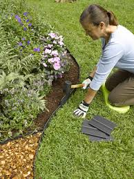 plastic garden edging ideas brick pound in landscape edging plastic lawn edging gardeners com