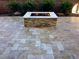 Paving Stone Designs For Patios by Paver Patio Design Ideas Installation Arizona Living Landscape