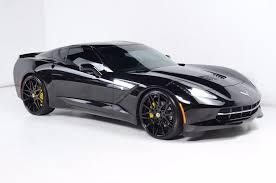 2014 used corvette 2014 used chevrolet corvette stingray z51 3 lt 22 forgiato