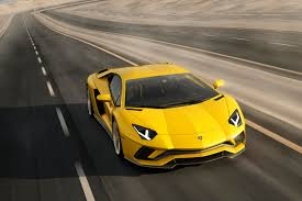 yellow and black lamborghini lamborghini reveals the 730 hp aventador s and you know you want
