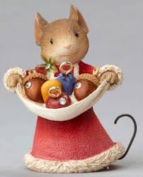 Christmas Mice Decorations 111 Best Heart Of Christmas By Karen Hahn Images On Pinterest