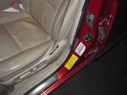 lexus red paint code where is the paint code on ls 430 clublexus lexus forum