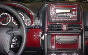 Honda Crv Interior Pictures Amazon Com Honda Cr V Crv Mkii Mk 2 Interior Burl Wood Dash Trim