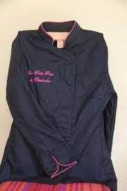 veste de cuisine personnalisé manelli tabliers et vestes de cuisine personnalisés les petits